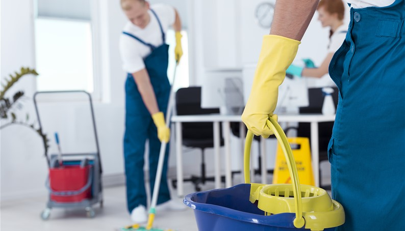 Cleaning and Janitorial